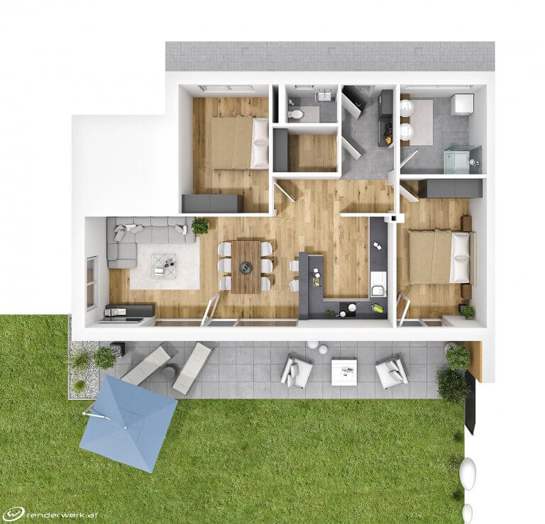 Renderwerk_Visualisierung_Architektur_Open_House